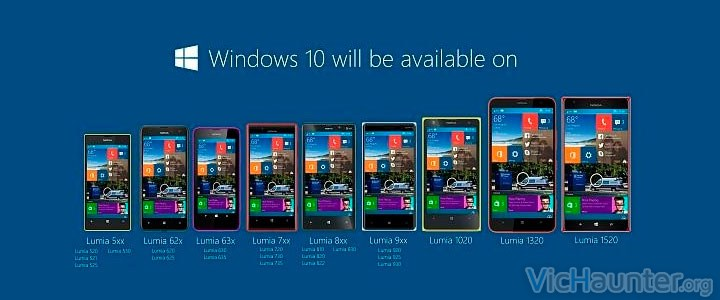 Como instalar windows 10 en teléfonos lumia