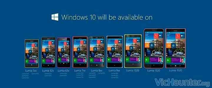 Como instalar windows 10 en teléfonos lumia