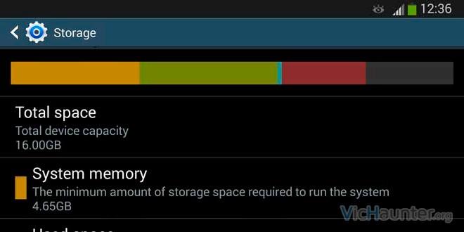 Como liberar espacio en android