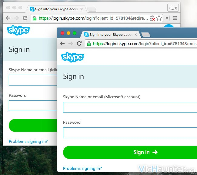 multiple-skype-web