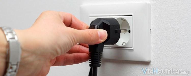 Cómo proteger tu pc contra sobretensiones