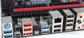 ¿Para qué son los puertos USB rojos?