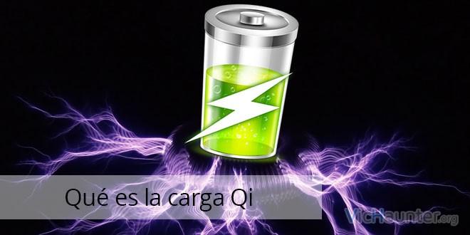 Qué es la carga Qi