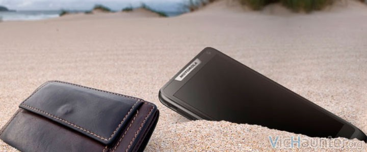 Recuperar tu teléfono perdido