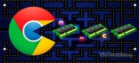 Como ahorrar hasta el 95% de memoria en Chrome