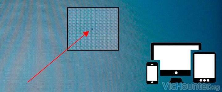 reparar pixeles muertos lcd