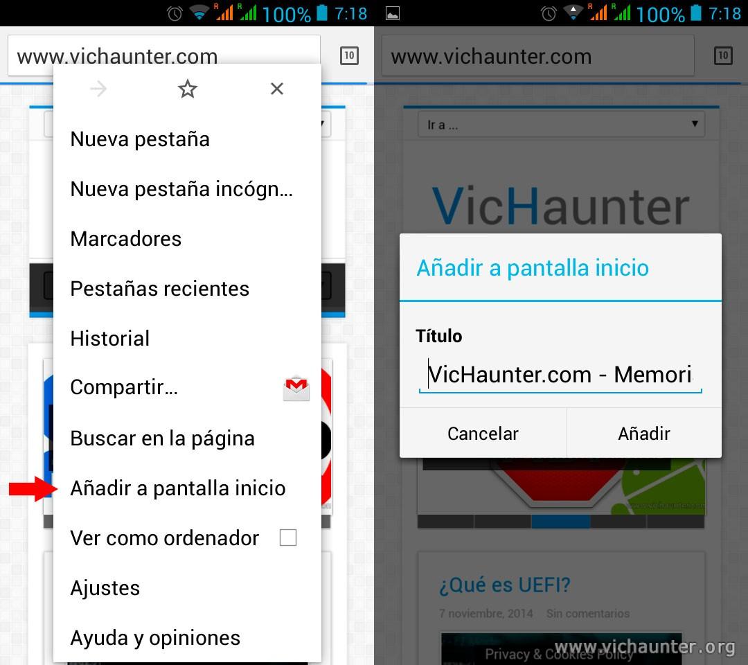Como Eliminar La Barra De Direcciones De Chrome En Android Vichaunter Org
