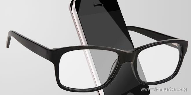El smartphone o tablet dañan la vista?