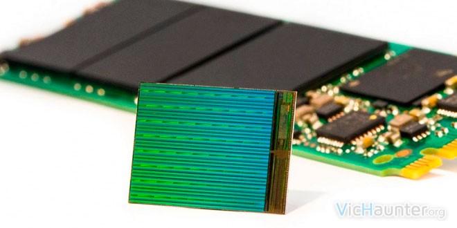 Tecnología Nand 3D y SSD de 10 TB