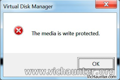 the-media-is-write-protected