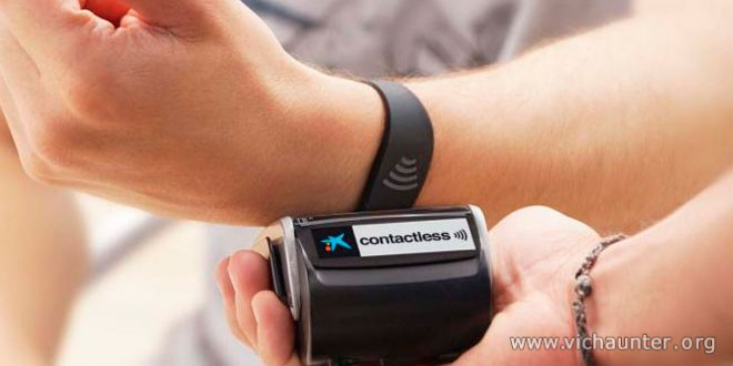 wearables-contactless