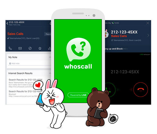 whoscall-quien-llama-movil-android-line