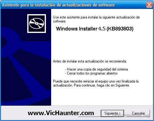 4.5 Msi Windows Installer