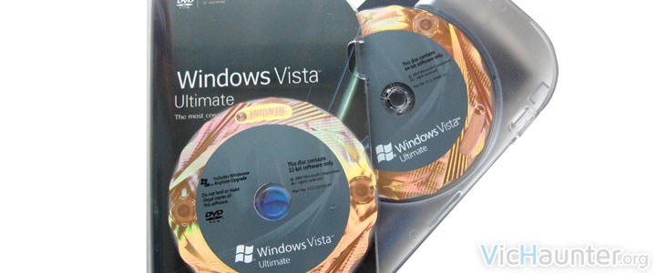 Actualizar windows vista a windows 10